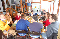 "VKP Potluck Meal <a style=""margin-left:10px; font-size:0.8em;"" href=""http://www.flickr.com/photos/91915217@N00/11283177845/"" target=""_blank"">@flickr</a>"