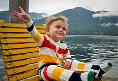 Greetings from Canada (Surrealplaces) Tags: canada hbc hudsonsbaycompany kootenaylake