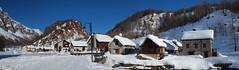 Crampiolo's panorama in winter (filippo rome) Tags: italy autostitch panorama snow alps alpes italia piemonte neve alpi piedmont verbania vco devero alpedevero crampiolo alpevegliaealpedevero