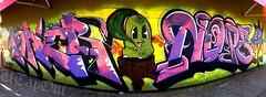 KAER NOPE (UTap0ut) Tags: california art cali graffiti paint graff kaer nope utapout uploaded:by=flickrmobile flickriosapp:filter=nofilter