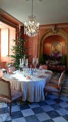Sala da Pranzo nel Castello di Villandry