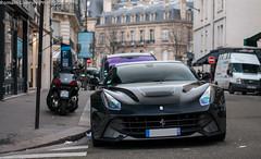 Ferrari F12 Berlinetta (Romain Lapeyre Photography) Tags: black car nikon ferrari full supercar f12 v12 sportcar berlinetta
