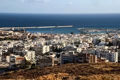 View over Rethymno (2) (nican45) Tags: sea slr canon view harbour hellas greece crete dslr tamron rethymno rethymnon kriti rethimnon rethimno 600d  18270 18270mm eos600d 18270mmf3563diiivcpzd