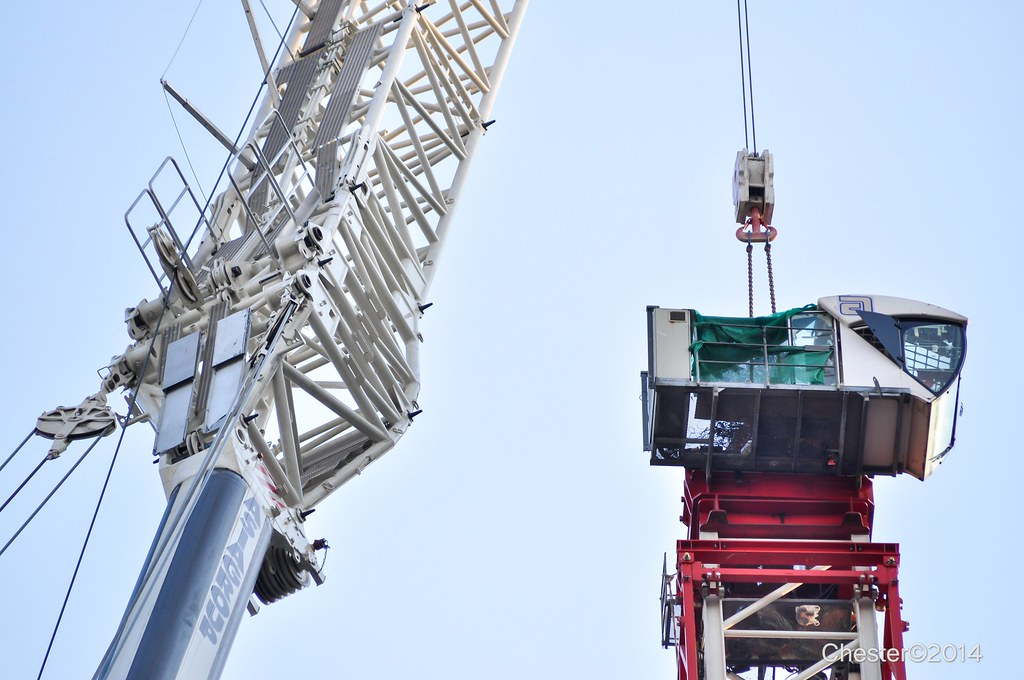 Mobile Crane Machine : The world s best photos of demag and mobile flickr hive mind