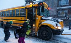 2Q1A5241_LR.jpg (daniel523) Tags: winter urban bus car quebec citystreets schoolbus snowfall winterstorm longueuil