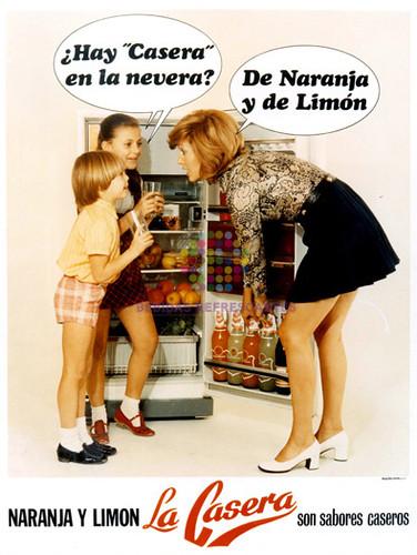 """La Casera. """"Naranja y limón"""""""