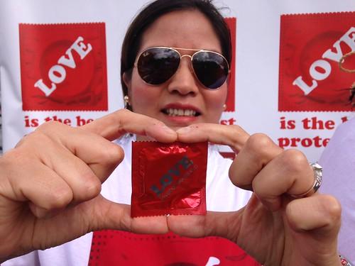 International Condom Day 2014: Miami, FL