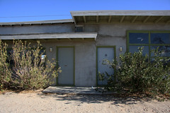 The Dunes, an abandoned tourist resort along the Route 66, California (sensaos) Tags: california travel urban usa abandoned america hotel route66 decay dunes exploring united motel tourist 66 resort route forgotten states exploration derelict abandonment ue urbex 2013 sensaos thedunesmotel vision:beach=0553 vision:outdoor=0971