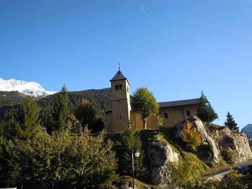 Champagny-en-Vanoise © D. Dereani-Fondation Facim