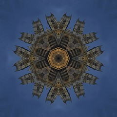 Westminster (Alex Bamford) Tags: london westminster abbey cathedral kaleidoscope flip rotate alexbamford wwwalexbamfordcom alexbamfordcom kaleidotecture