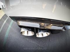 BMW M5 Meisterschaft Exhaust (Winning Agent) Tags: auto california cars car closeup automobile european euro rear fast f10 bumper bmw carbon m3 modification m5 carshow exhaust carbonfiber mods sic horsepower redcar bimmer tuned whitecar bimmerfest bmwm5 535i bmwm3 gopro bimmerpost gthuas