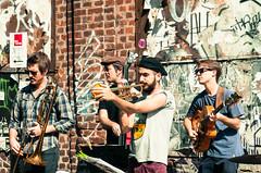 jazz in the street (- Antonello -) Tags: street milan milano jazz via tortona 2014 fuorisalone