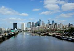 Philadelphia, PA (annie_merrill) Tags: philadelphia skyline river spring philly eastcoast schuylkill