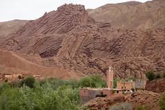 Dades valley (dirk huijssoon) Tags: africa desert northafrica islam morocco marokko nkc campertour camperreis nkcrondrit rondritmarokko20144 nedrlandsekampeerautoclub camperreismarokko nkccampertout nkcreis