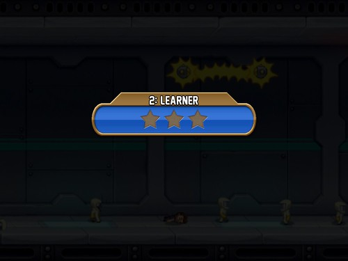 Jetpack Joyride Missions: screenshots, UI