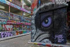 Silly Rutledge Lane 2014-05-07 (IMG_3098-3100) (ajhaysom) Tags: streetart silly graffiti australia melbourne canon24105l rutledgelane canoneos6d
