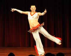 BUW 2014 Spring Show - Allen Wang (Drumdude Bill) Tags: beautiful bellydance madisonwisconsin allenwang nikond700 bellydancinguw doumtekphotography nikkor70200mmf28giied buw2014springshow