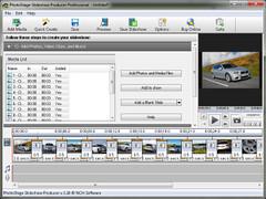 تحميل برنامج عمل فيديو بالصور PhotoStage مجانا