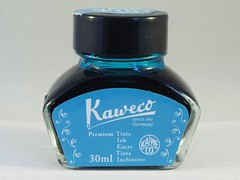 Kaweco Paradise Blue - Close Up