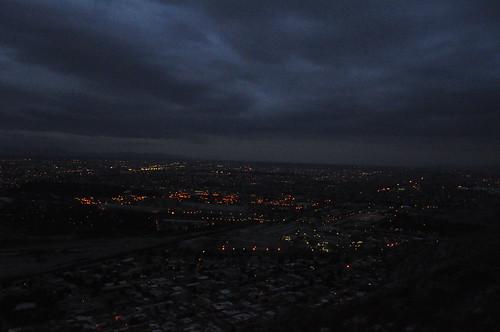 Anochecer en Torreón