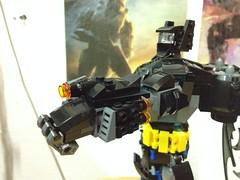 Bat-Mech Mark-III (Riddik) Tags: lego iii bat batman mk mecha mech