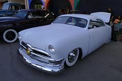 1950 ford (bballchico) Tags: ford chopped custom lowered 1950 shoebox grandnationalroadstershow saturdaydrivein