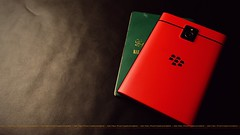 Red Passport vs. Real Passport (dr.7sn Photography) Tags: red price blackberry review special saudi passport edition