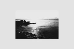 2 seg. (VaneAreArt) Tags: longexposure sea blackandwhite bw blancoynegro beach bn