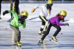 GGX_2250 - Version 2 (Rob Bye Photo) Tags: winter canada ice sports speed photo nikon skating sigma manitoba skate oval 2015 robbye