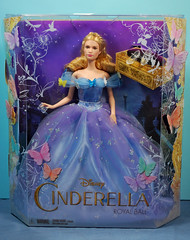 Cinderella At the Ball (toomanypictures1) Tags: movie toys us fairy r target cinderella godmother mattel 2015