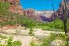 USA - Utah (Herculeus.) Tags: mountains river landscape ut sandstone outdoor plateau hill erosion riverbed mountainside zionnp snag 5photosaday northforkofthevirginriverut