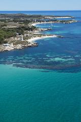 Rottnest Island Buthaust Lighthouse Vert - 2635