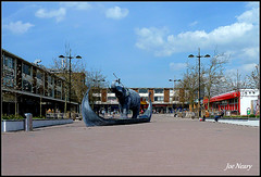 Kirkby scenes (exacta2a) Tags: buildings elephants towns knowsley kirkby