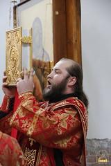 34. Paschal Prayer Service in Svyatogorsk / Пасхальный молебен в соборном храме г. Святогорска