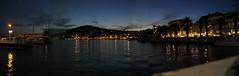riva42 (T.J. Jursky) Tags: split night dalmatia adriatic croatia europe canon tonkojursky