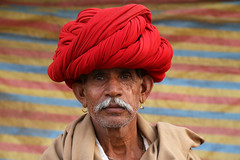Village Man (Faquih) Tags: india indian traditional traditions holy priest turban baba sadhu holymen indiancolour indiantraditions indiancolor indianpriest meninturbans holymenofindia