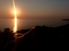 (irmakdogruyusever) Tags: tenedos sunset turkey polente canakkale bozcaada