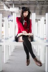 Naoniscon 2016 (Roberto Donadello) Tags: game anime color film comics costume tv cosplay manga fumetti cosplayer colori serie pordenone costumi fumetto recitazione serietv videogioco naoniscon pordenonecomics costrive pordenonecomix