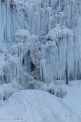 Built of Ice (awaketoadream) Tags: winter snow cold ice water flow waterfall falls february tiffany