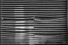 Kewl (cybertect) Tags: london grille bent canonfd50mmf14 nottinghamcourt sonya7