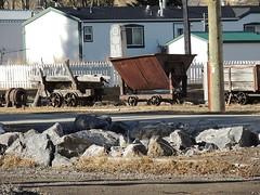 Nordegg Museum (kevinmklerks) Tags: history nature cemetery rail railway historic historical