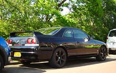 1996 Nissan Skyline GTS-25t (R33) (rvandermaar) Tags: skyline nissan 1996 r33 nissanskyline nissanskyliner33 gts25t skyliner33 sidecode9 jd342l