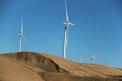 IMG_6482_Windmills on Altamont Pass (sdttds) Tags: california windmills hills alternativeenergy livermore pictureoftheday windpower altamontpass 366in2016