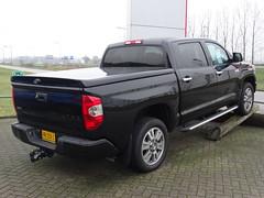 2016 Toyota Tundra Paltinum (harry_nl) Tags: netherlands nederland pickup ede toyota edition platinum tundra 2016 sidecode9 vn205z