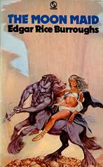 Tandem 14859 ~ 1975 ~ (uk vintage) Tags: mars venus sciencefiction tandem edgarriceburroughs themoonmaid