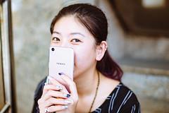 Cat (Randy Wei) Tags: portrait people 35mm bokeh taiwan fujifilm taipei speedmaster f095 zhongyi xe1 mitakon