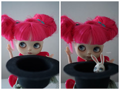 265/366 and Blythe A Day 16 June 2016 - Magic