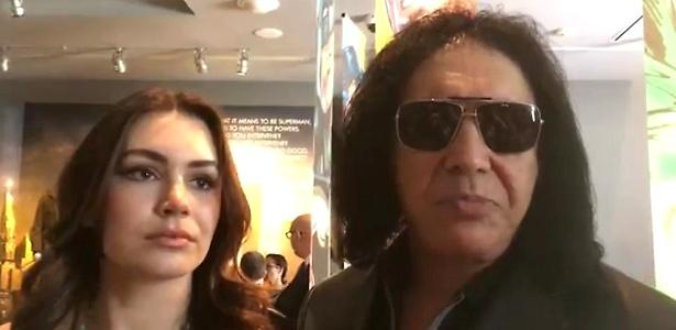 """""""Celebridades não devem dar opinião sobre política"""", diz vocalista do Kiss"""
