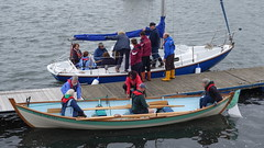 Messing about in boats (hockadilly) Tags: boats harbour yacht skiff pontoon