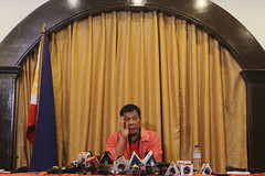 midnight presscon (Keith Bacongco) Tags: mindanao duterte mandayahotel